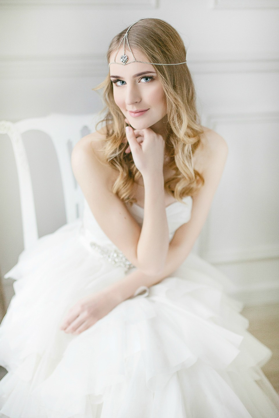 Save 10% on Elegant Bridal Headpieces From LavenderByJurgita