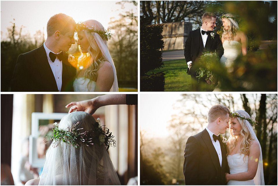 Back to Black:  The Rise of the Black Tie Wedding (Wedding Talk Weddings )