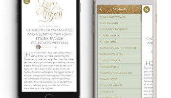 Standing out in a world of wedding blogs