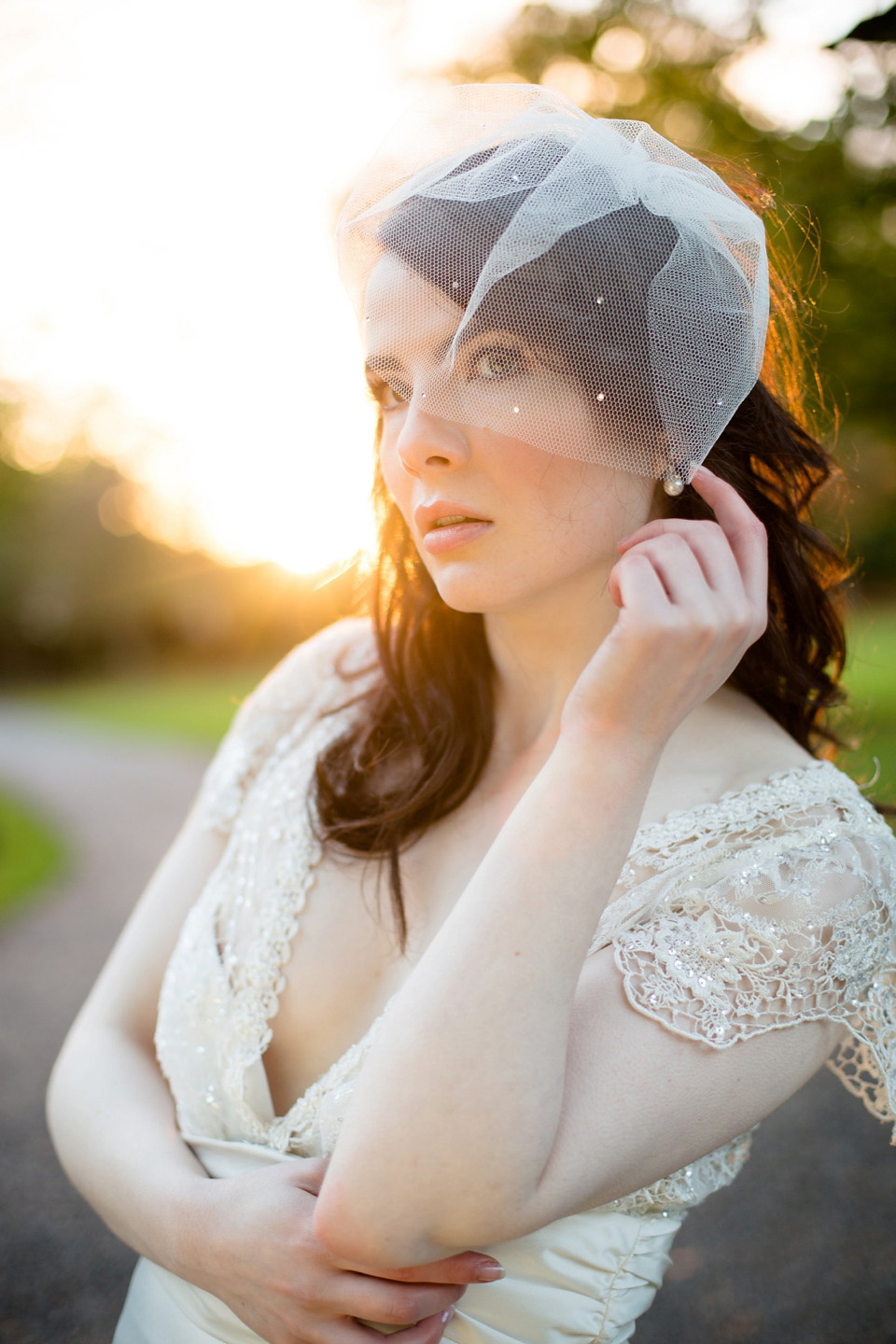 Elegant and Enchanting Bridal Headpieces by Jules Bridal Jewellery