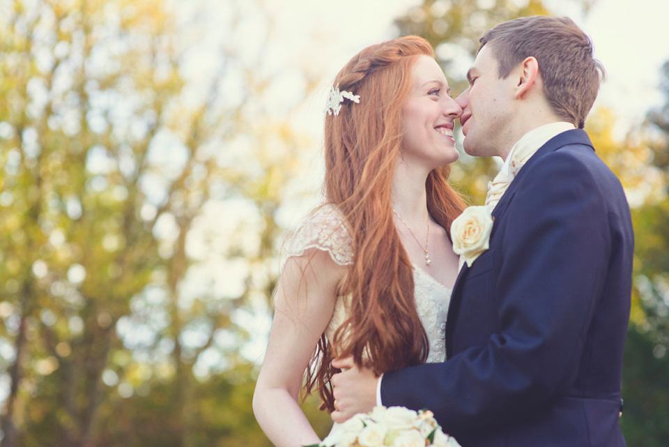 A Winter Wedding at Pinewood Studios