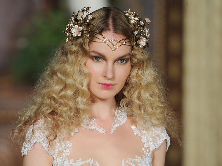 Bridal Fashion Trends for 2015/16: A Midsummer Night's Dream