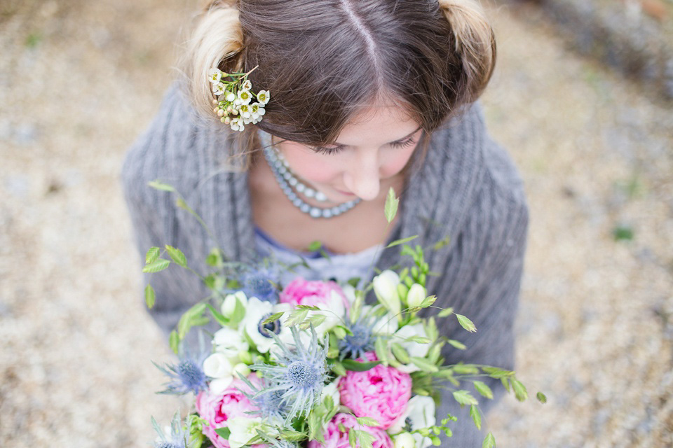 Something Blue - A Vintage Style Wedding Inspiration Shoot (Get Inspired Styled Shoots )