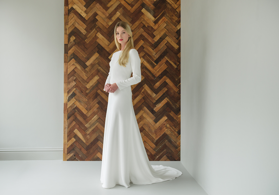 Andrea Hawkes – Exquisite Wedding Gowns Hand Made In London