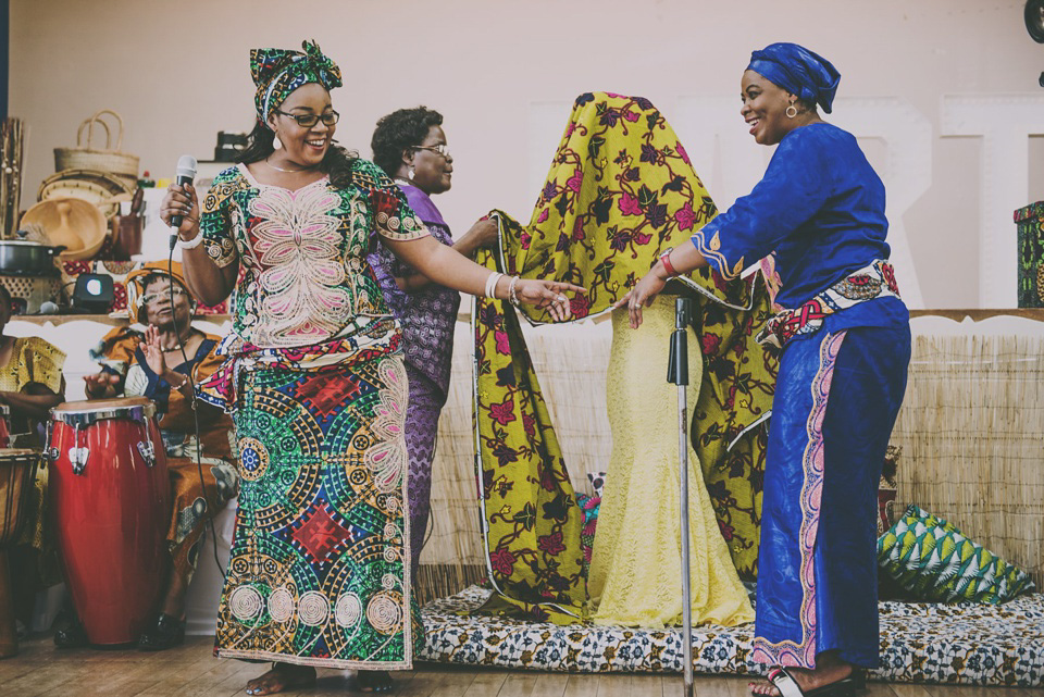 A Colourful Zambian Kitchen Party | Love My Dressu00ae UK Wedding Blog
