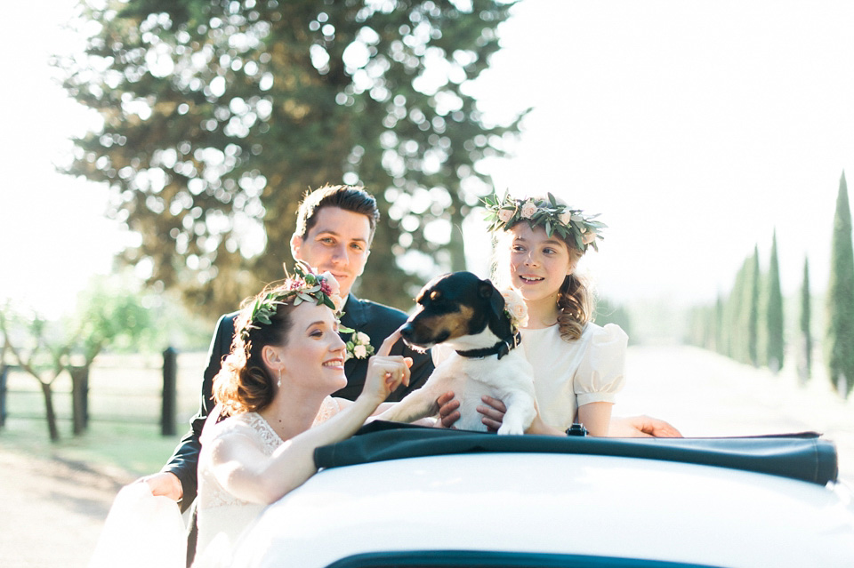Italian Wedding Elegance at The Il Borro Estate in Tuscany (Get Inspired Styled Shoots Supplier Spotlight )