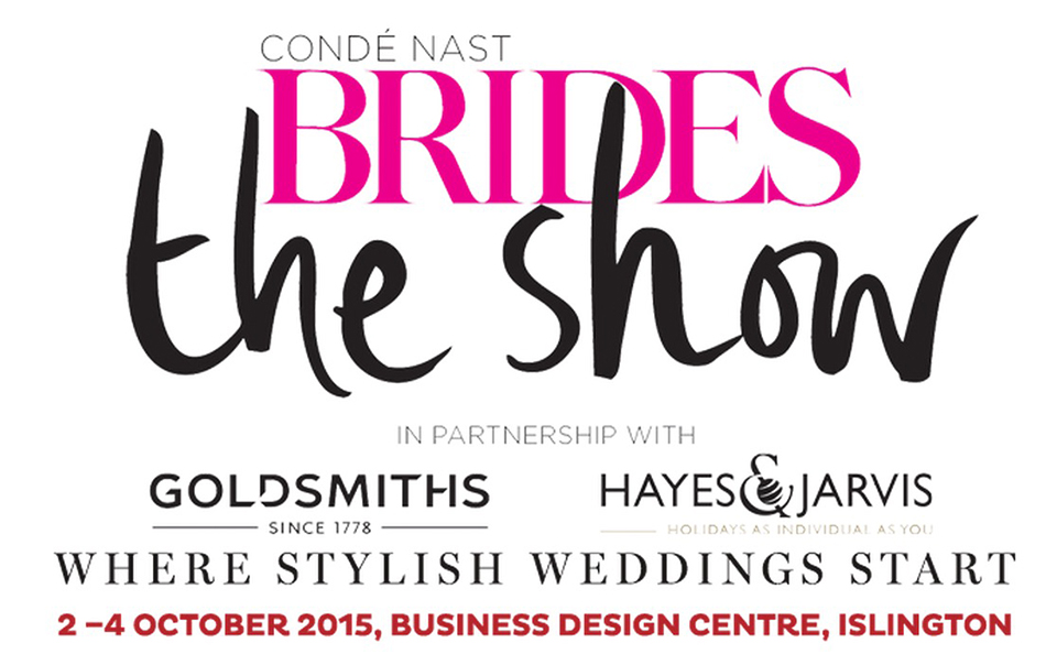 Brides The Show, 2-4 October 2015: Time To Be Inspired