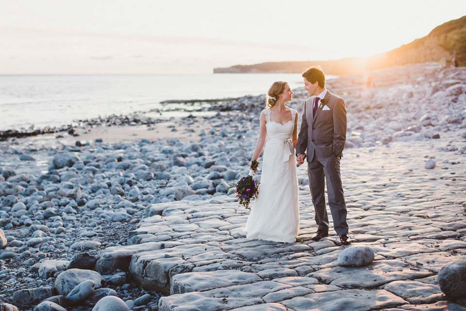 A Relaxed and Rustic Wedding in Wales