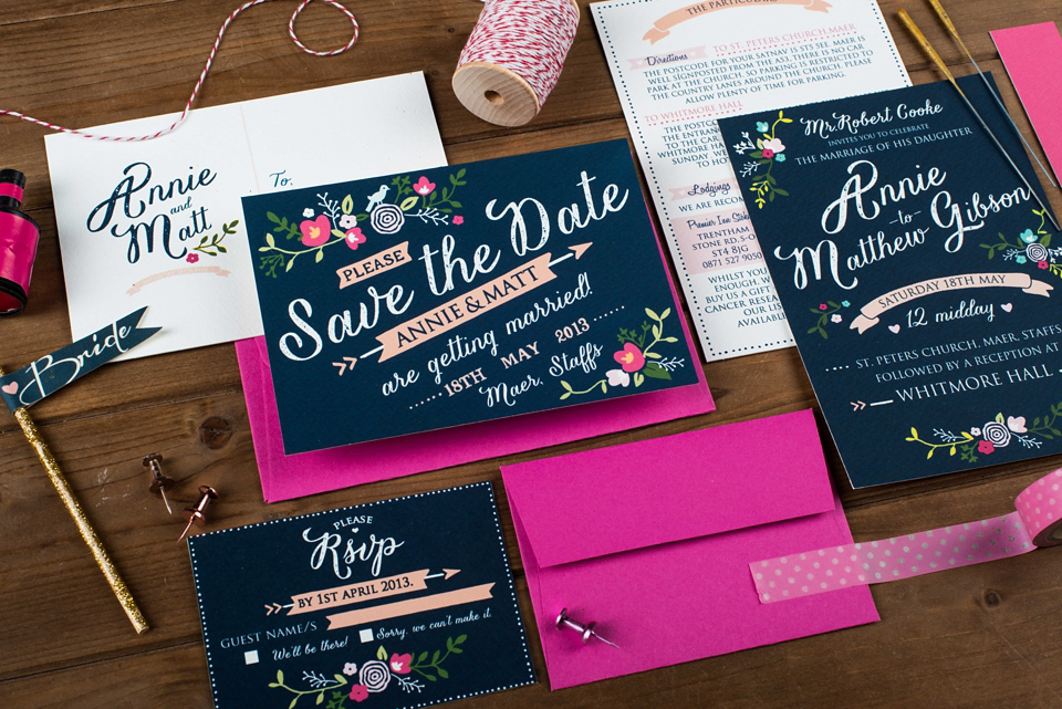 Utterly Charming – Wedding Stationery From The Charming Press