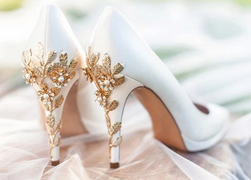 Harriet Wilde – Elegant Wedding Shoes and Exquisite Statement Heels
