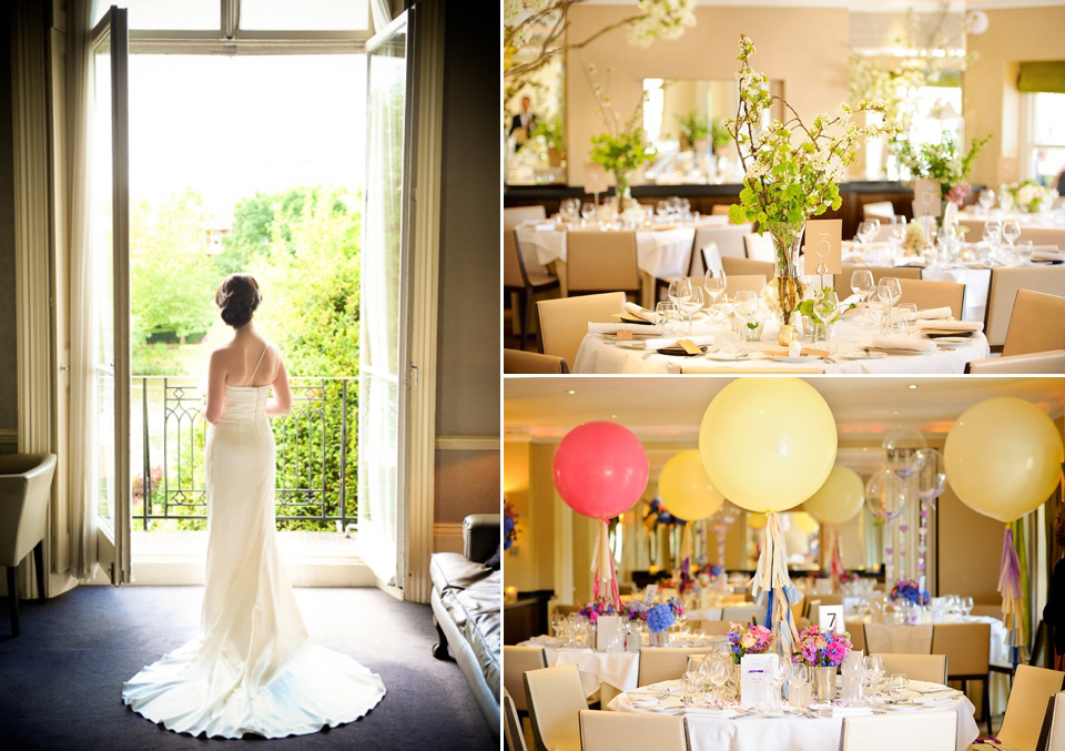 Riverside Romance At the Bingham, London + Exclusive Wedding Open Day Invitation (Get Inspired Supplier Spotlight )