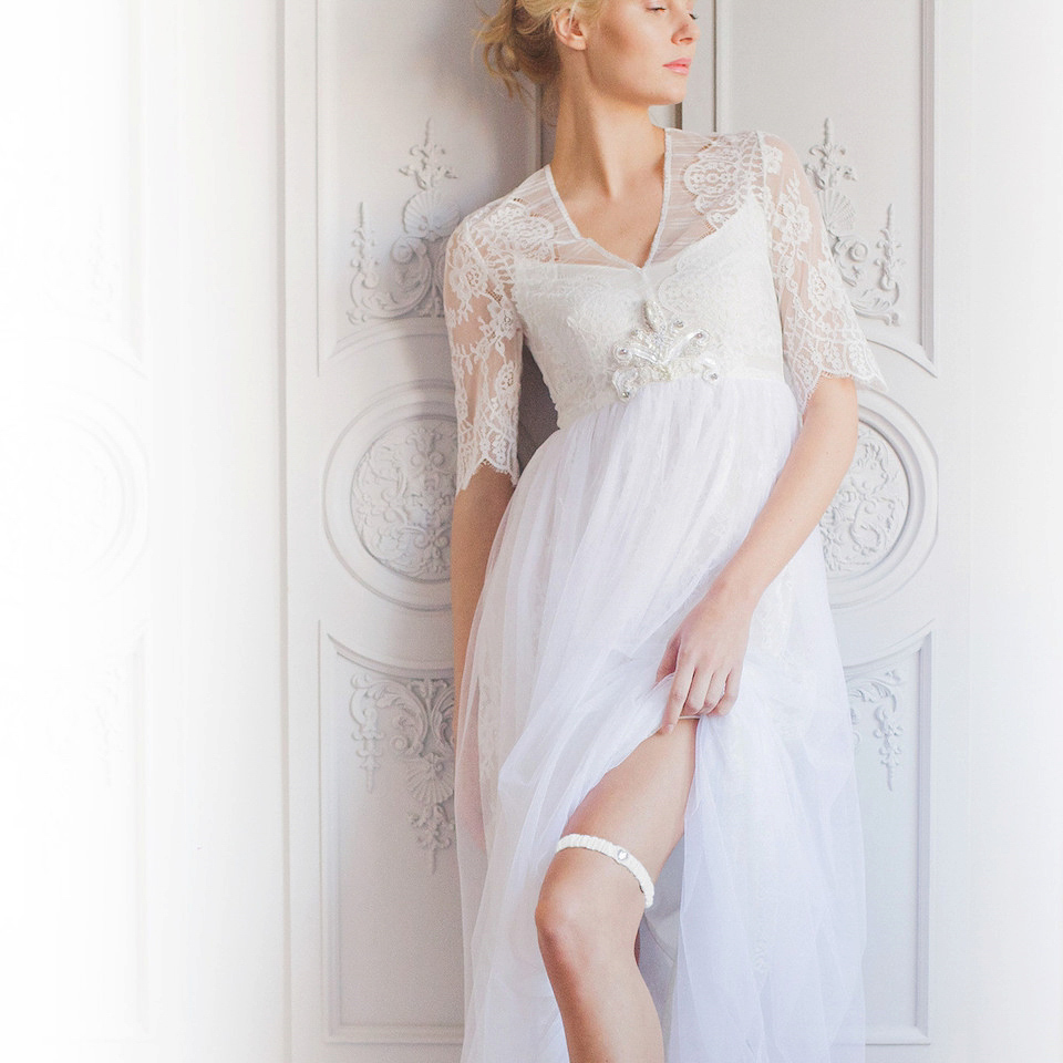 Celebrate The Wedding Garter Co.'s 2nd Anniversary & Enjoy An Exclusive 15% Saving (Bridal Fashion Fashion & Beauty Get Inspired Supplier Spotlight )
