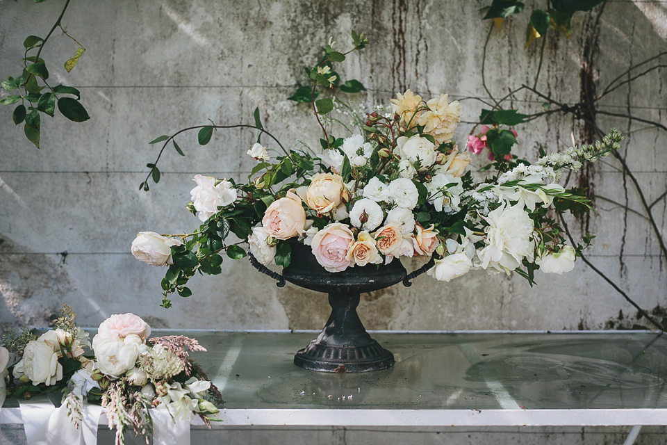 English Country Garden Wedding Elegance