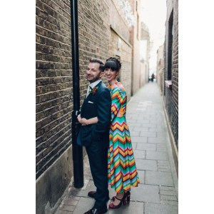 Ritzy Valentino Rainbow Wedding Dress London A Colourfulrainbow Valentino Dress A A Colourful Rainbow Valentino Dress A Quirky Winter Rainbow Petticoat Wedding Dress Rainbow Wedding Dress Say Yes To D