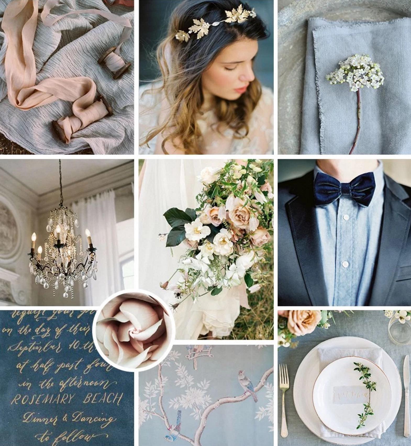 Style Concept – Country House Wedding Elegance on the Cornish Coast