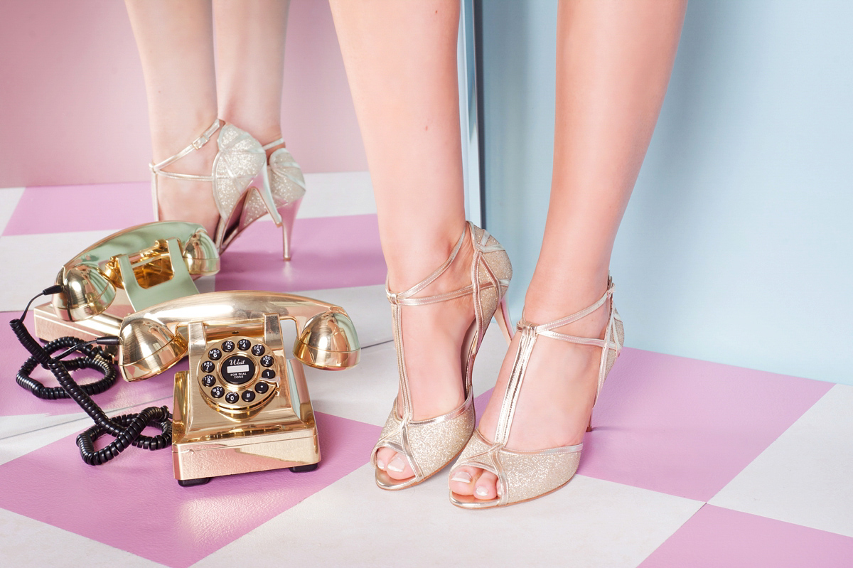 Charlotte Mills Wedding Shoes – 'Havana Nights', The New Collection + Sample Sale Details