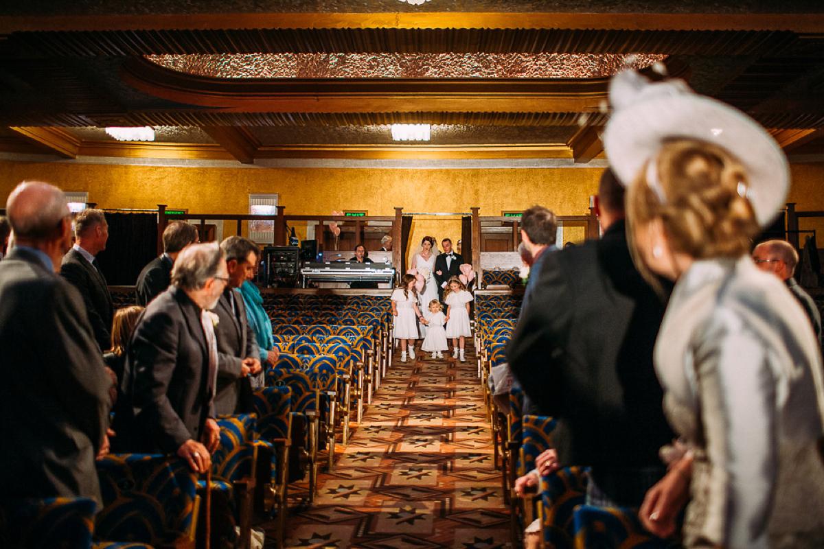 A Black Tie Cinema Wedding (Weddings )
