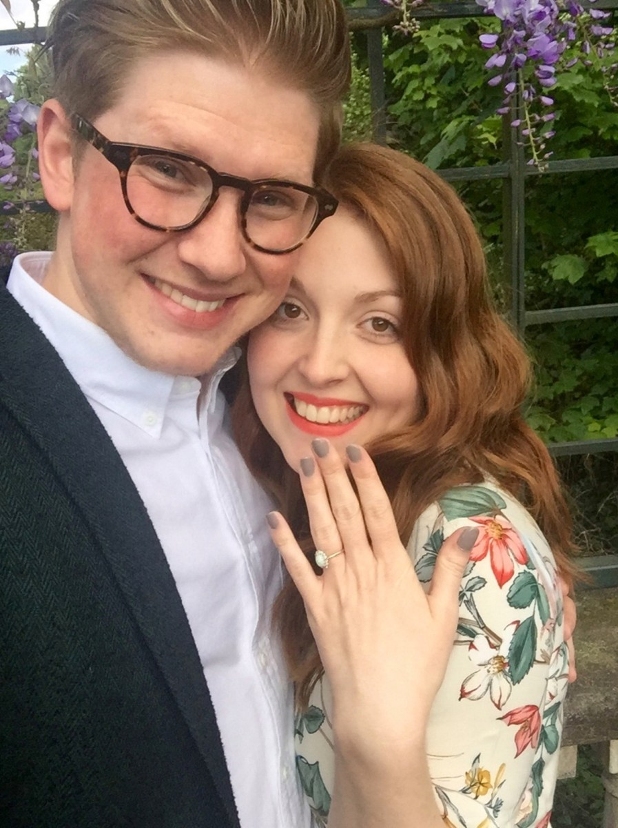 Proposal Stories: Abby and Matthew