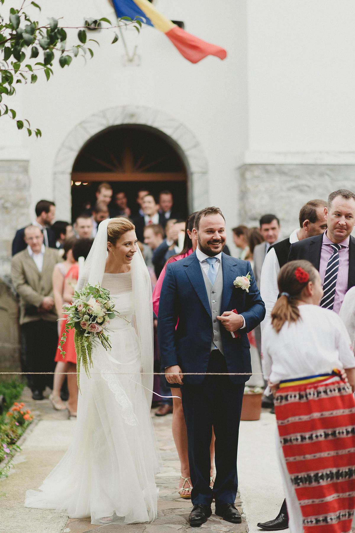 Pronovias elegance for an intimate summer wedding in romania love my dress uk wedding blog - Traditional style wedding romania ...
