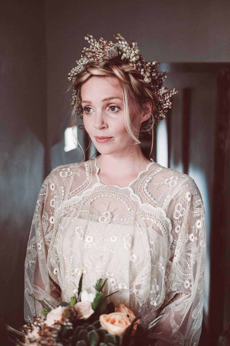 Beautiful Vintage Wedding Dresses & Bridal Fashion From 'Story Of My Dress'