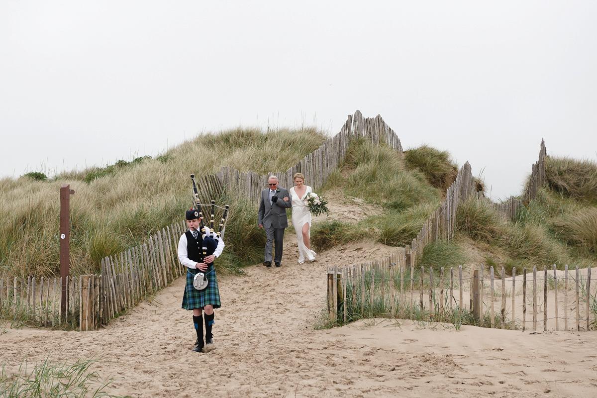 Beach Wedding Dresses Scotland Organic And Intimate Love My Dress Uk