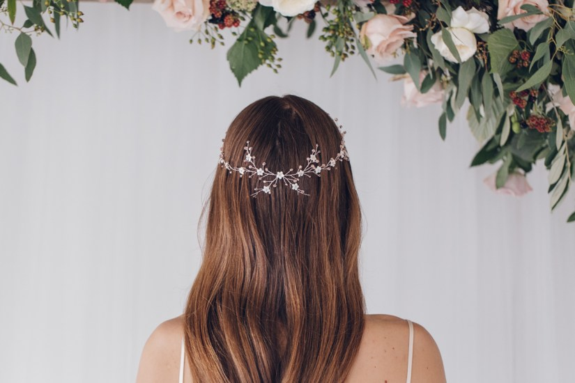 Wild Rose – The Luxurious 2017 Bridal Accessories Collection From Debbie Carlisle (Bridal Fashion Fashion & Beauty Get Inspired Supplier Spotlight )