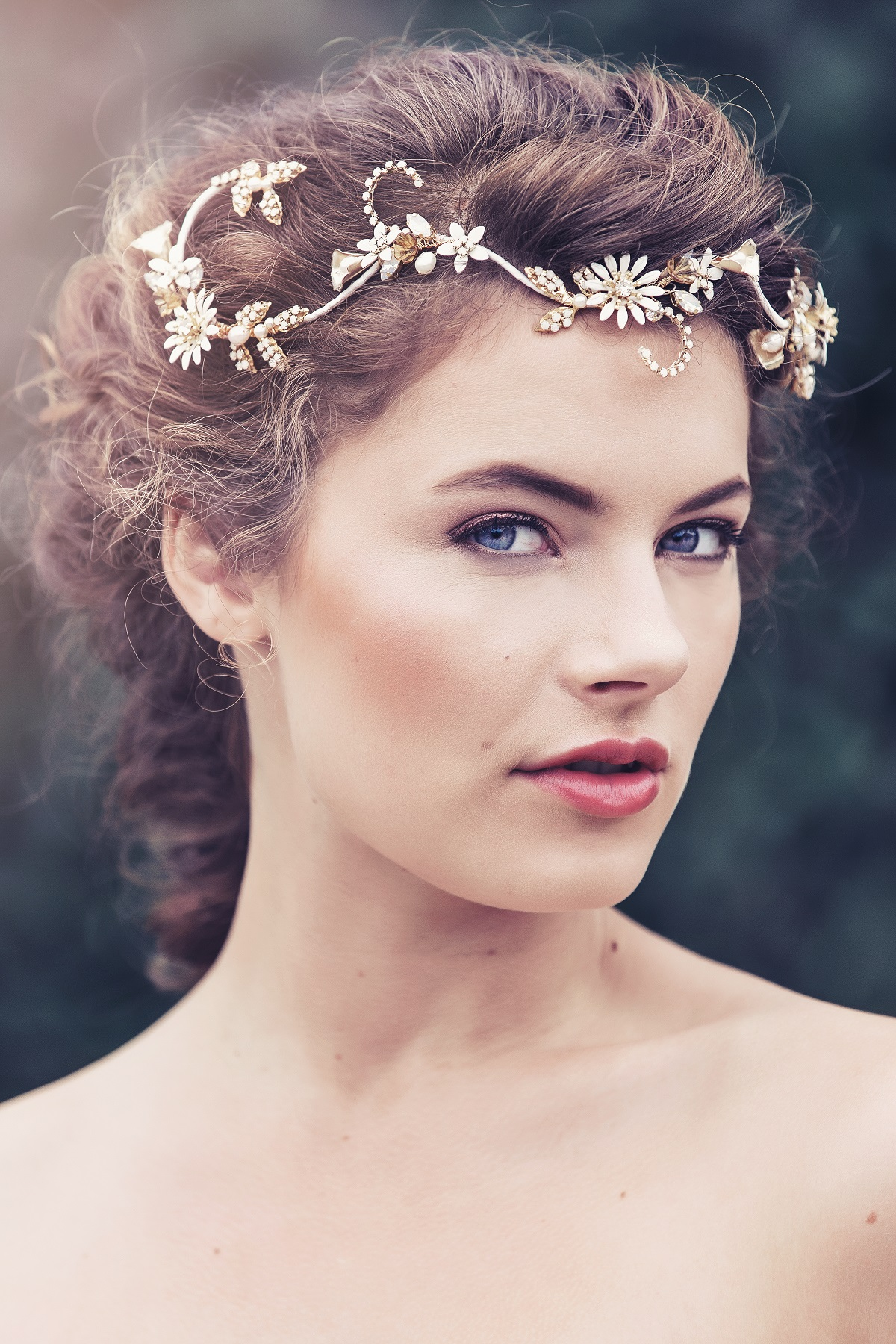 Ethereal and Fairytale Inspired Bridal Accessories By Gadegaard ...