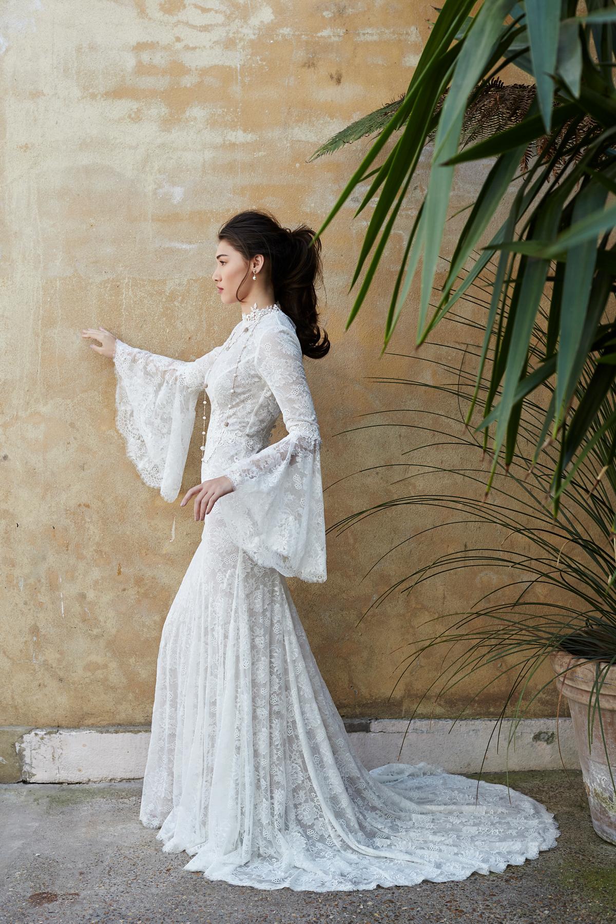 Sassi Holford Twenty17 – Fierce & Fashion Forward Wedding Dresses
