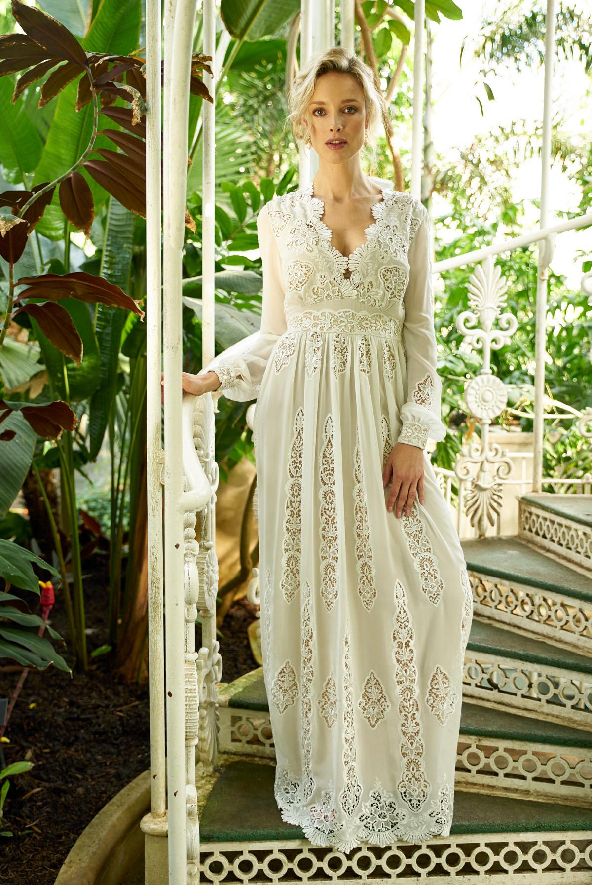 Introducing Francis Bridal – Contemporary Bohemian Wedding Dresses