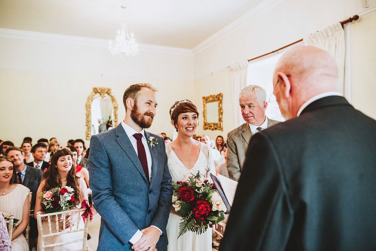 Tilly By Jenny Packham For A Folklore Inspired Somerset Wedding (Weddings )