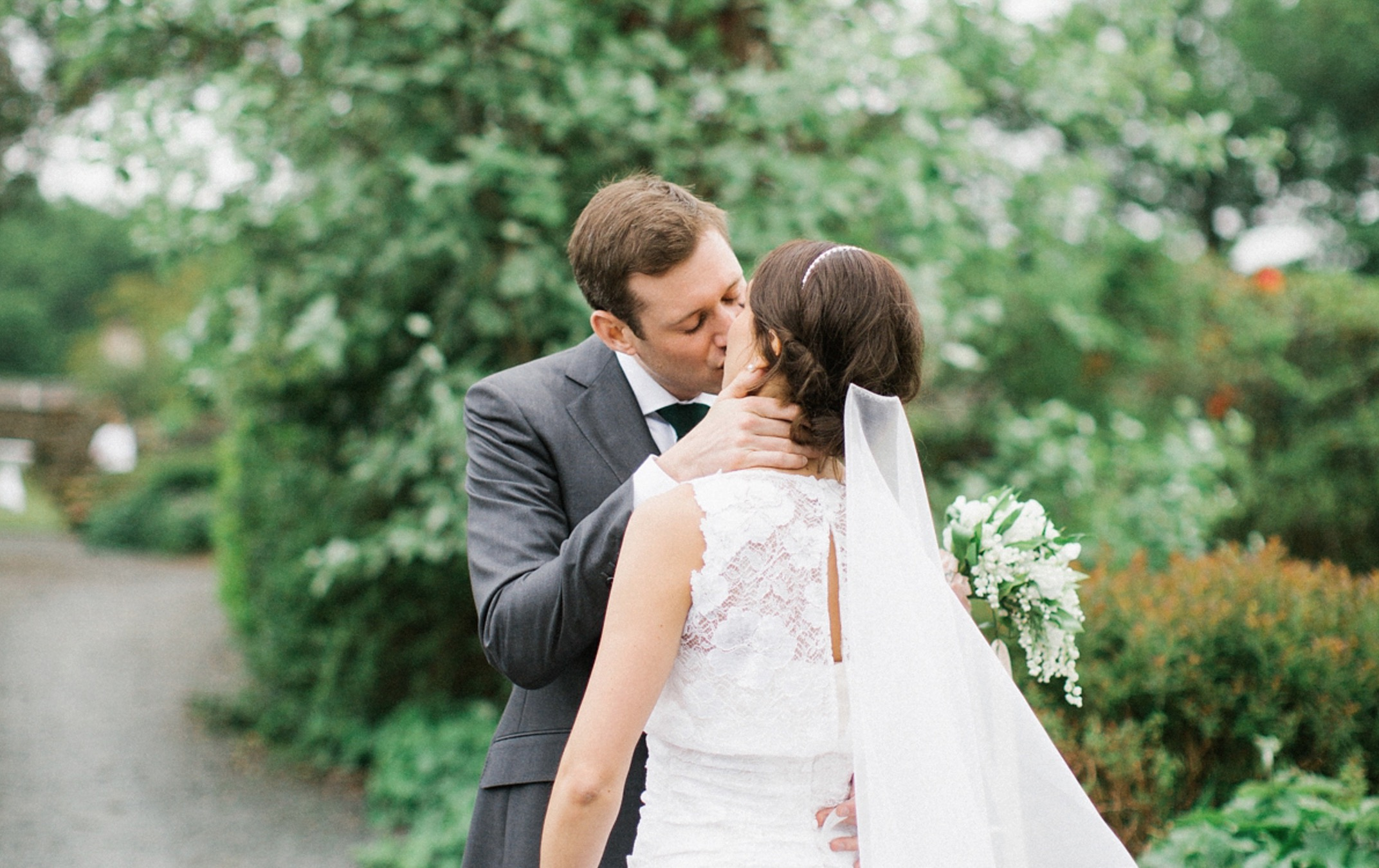 A Springtime Lake District Wedding Inspired by Fairies