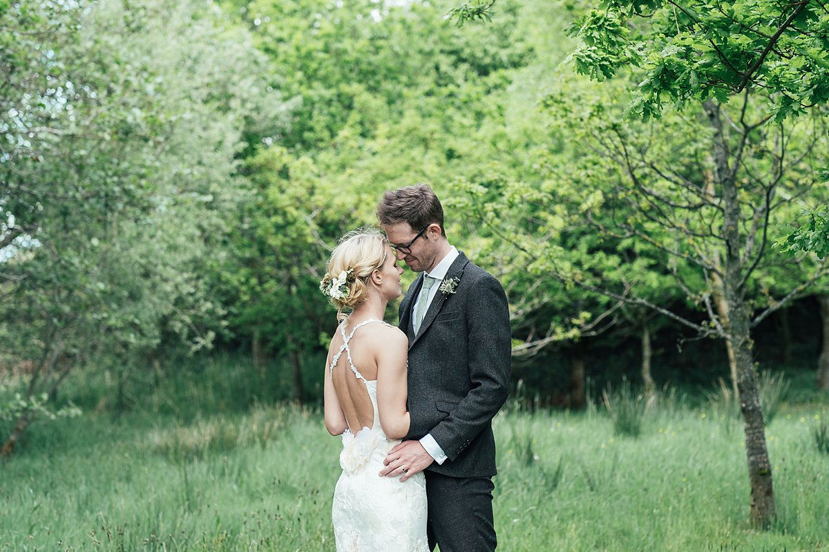 A Nature Inspired Lake District Wedding For An Elegant Claire Pettibone Bride