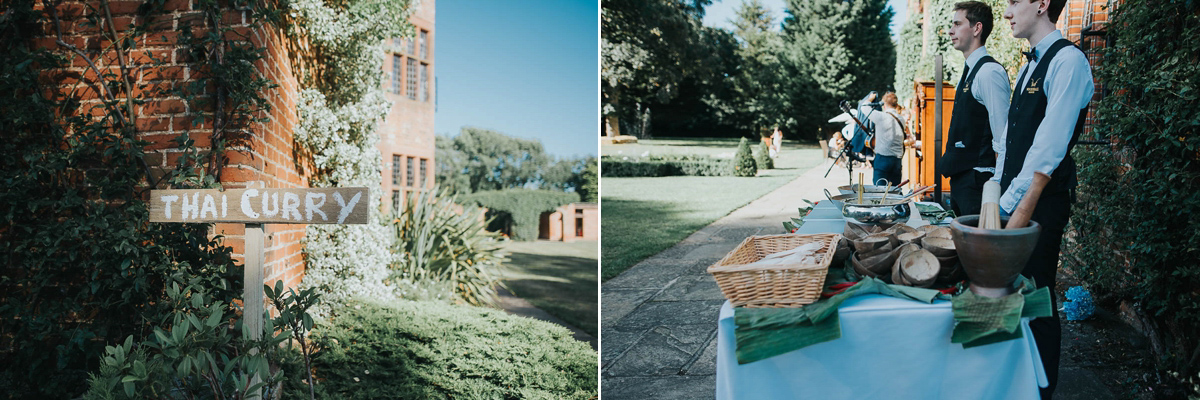 Eliza Jane Howell for an Elegant and Fun Summer Garden Party Wedding (Weddings )