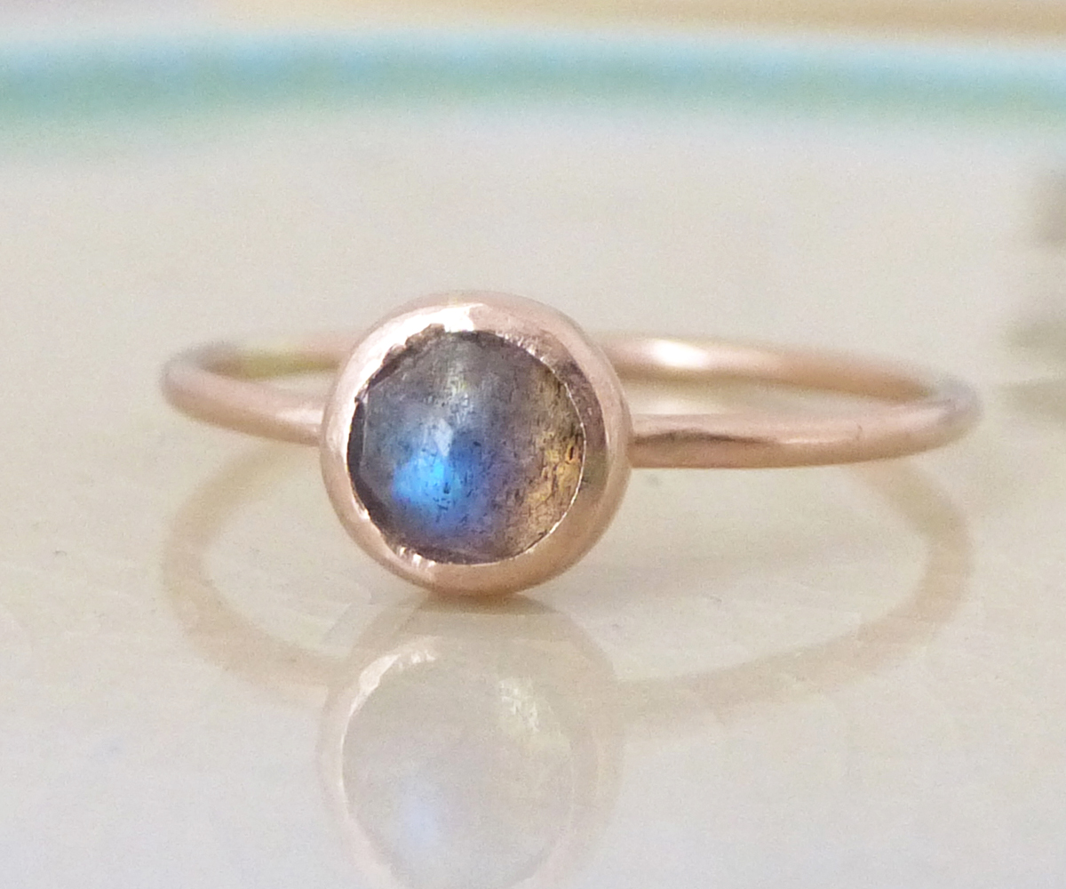 Simple Elegance – Beautiful Handmade Artisan Rings By Nikki Stark Jewellery (Bridal Fashion Get Inspired Supplier Spotlight )