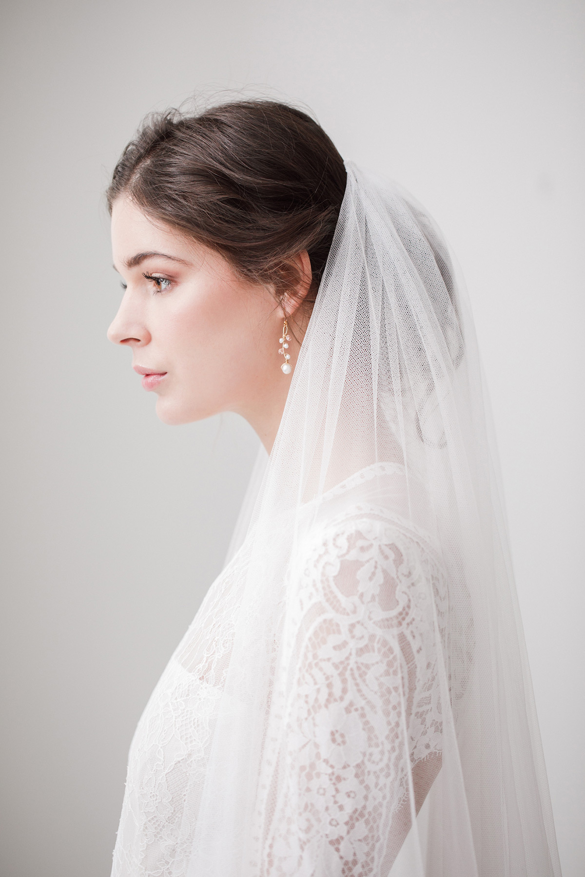 Romantic & Beautiful – The Veil Collection By Britten (Bridal Fashion Get Inspired Supplier Spotlight )