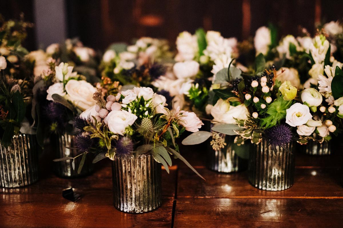 A Hermione De Paula Gown for a Soho Farmhouse Wedding (Weddings )