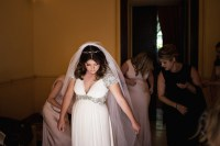 Jenny Packham Glamour and Bridesmaids in Ghost for a ...