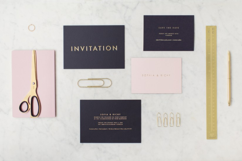 Modern and Stylish Wedding Stationery From E.Y.i. Love (Get Inspired Supplier Spotlight )