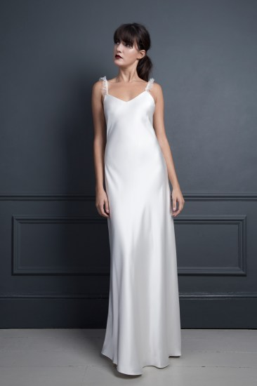 An Exclusive Interview With British Bridal Designer Kate Halfpenny of Halfpenny London (Bridal Fashion Fashion & Beauty Get Inspired )