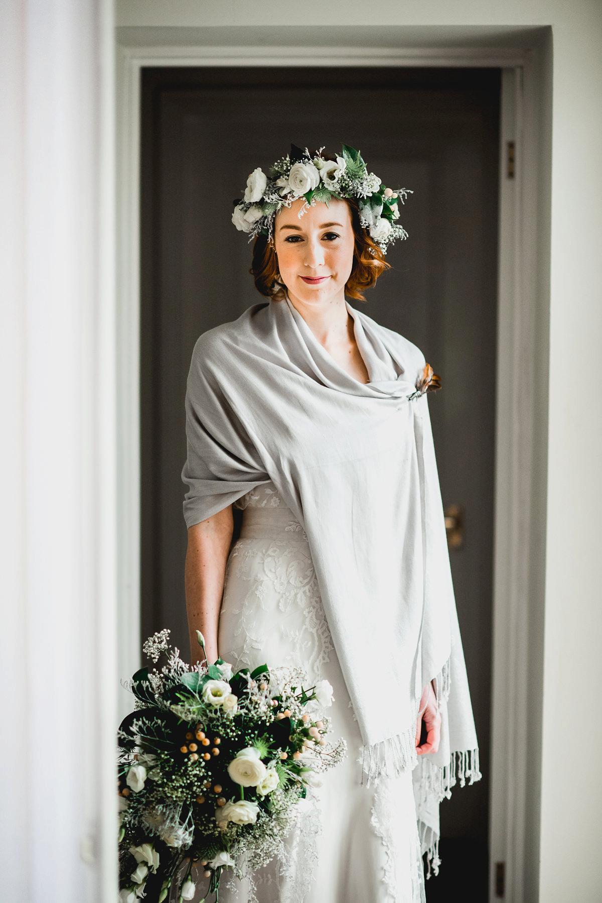 1940s Inspired Winter Wedding Dresses