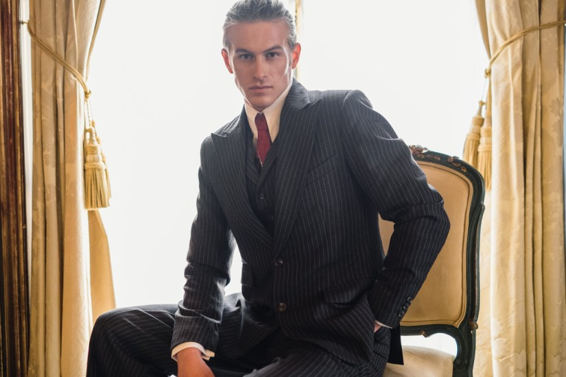 Stylish, Modern, Vintage Inspired Suits For Grooms (Fashion & Beauty )