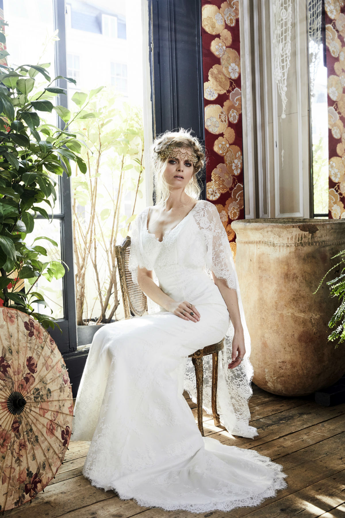 Bohemian Blush by Charlotte Balbier: A Preview