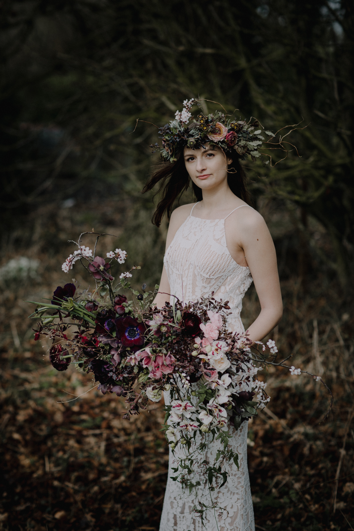 Sublime Wedding Flowers by Jay Archer Floral Design