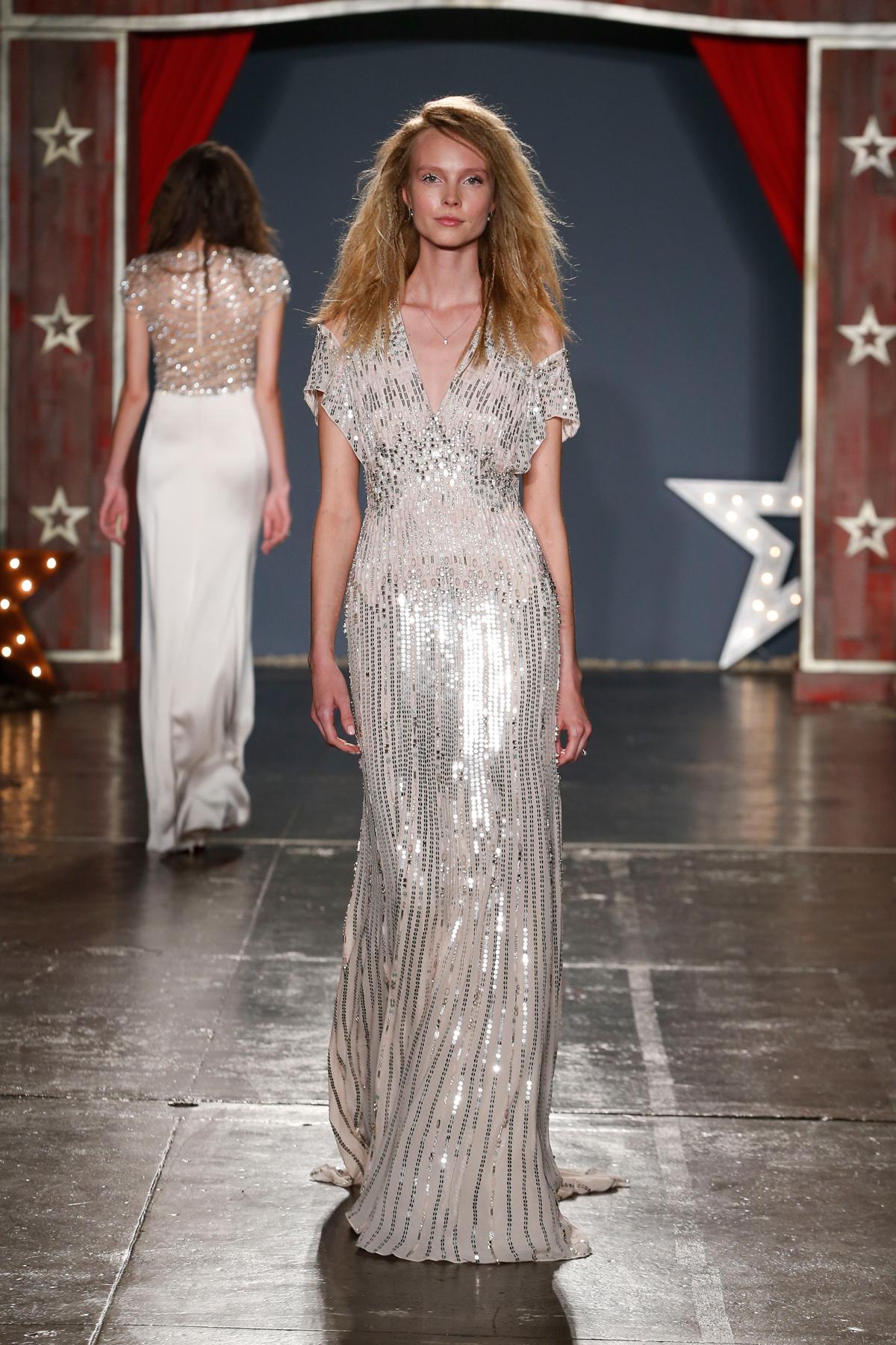 Jenny Packham 2018 Bridal Collection (Weddings )