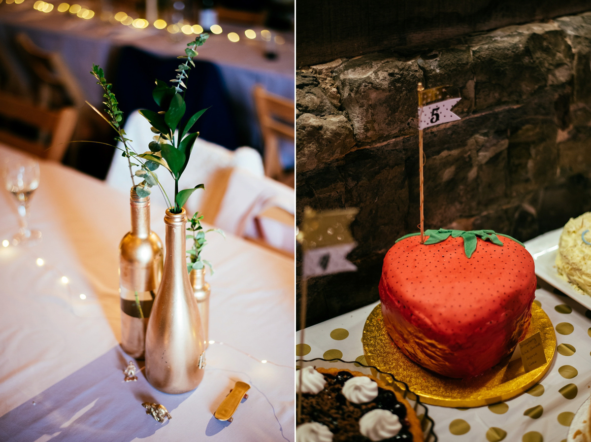 ASOS Bridal Separates for a Botanical Inspired Barn Wedding and Wedding Cake Bakeoff (Weddings )