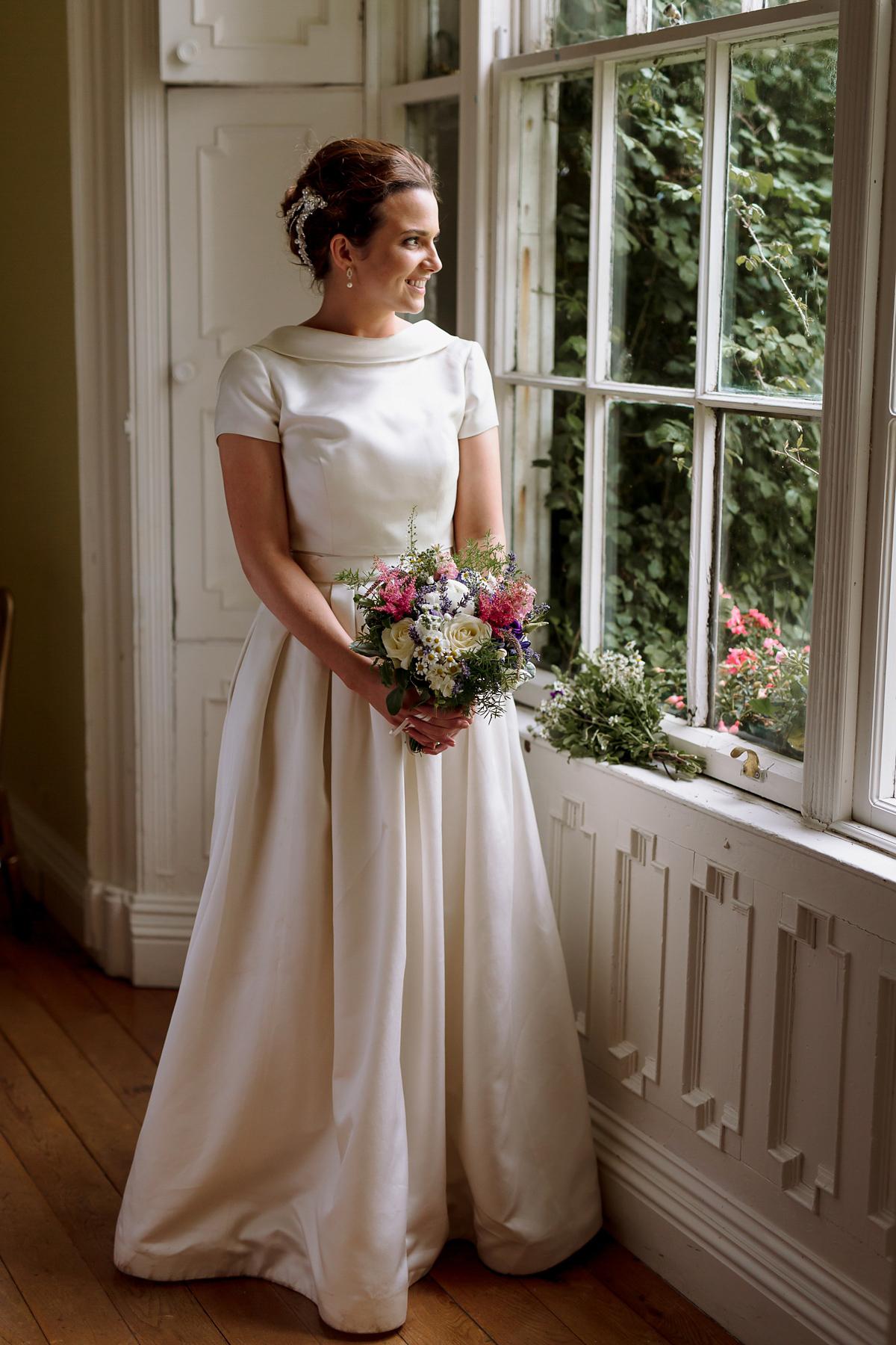Celia by Pronovias for an Elegant Country House Wedding