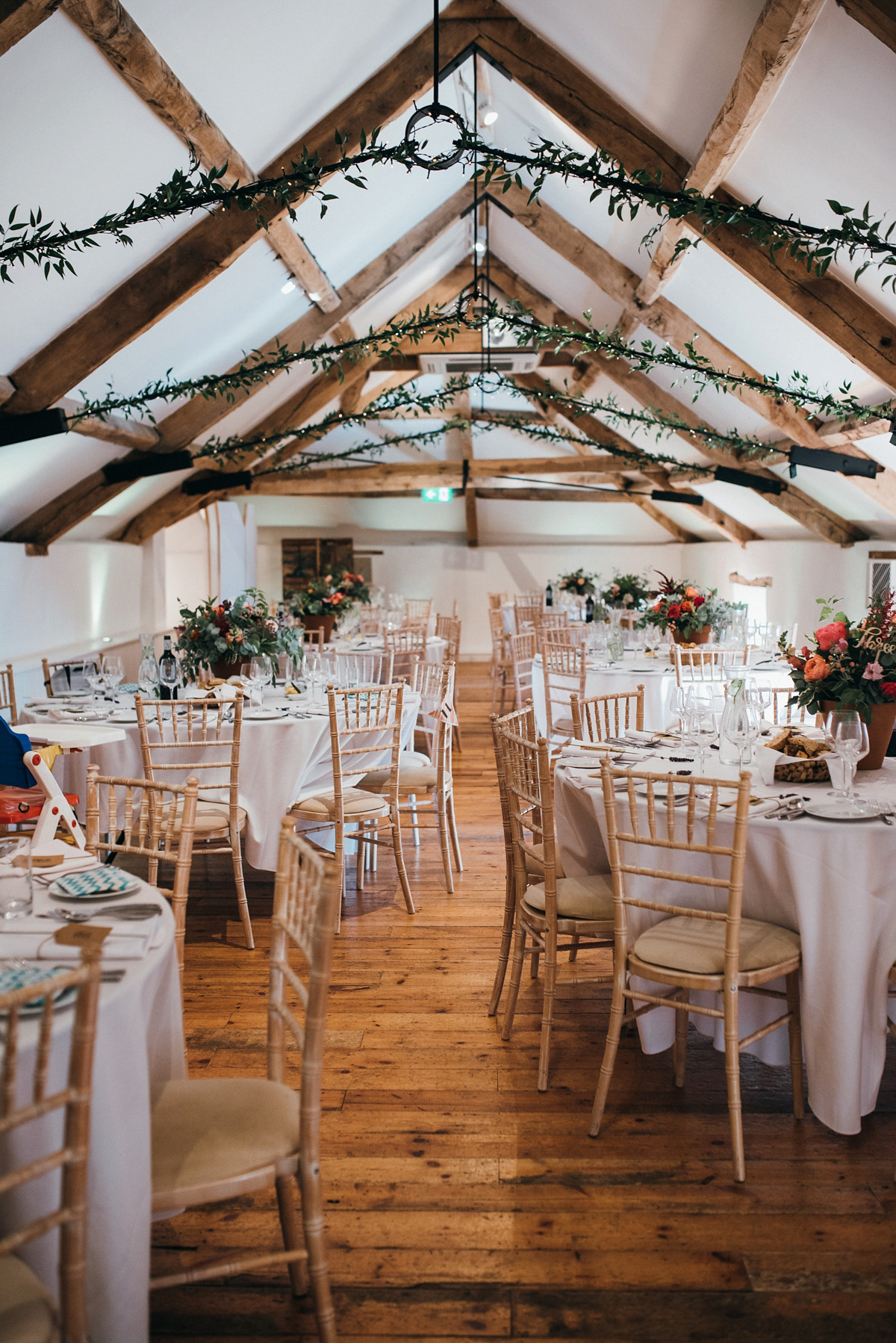 Simone by Jenny Packham for a Delightful Summer Country House Wedding (Weddings )