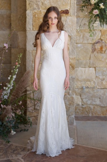 'Romantique' by Claire Pettibone - The New 2018 Vineyard Collection (Bridal Fashion Fashion & Beauty Get Inspired )
