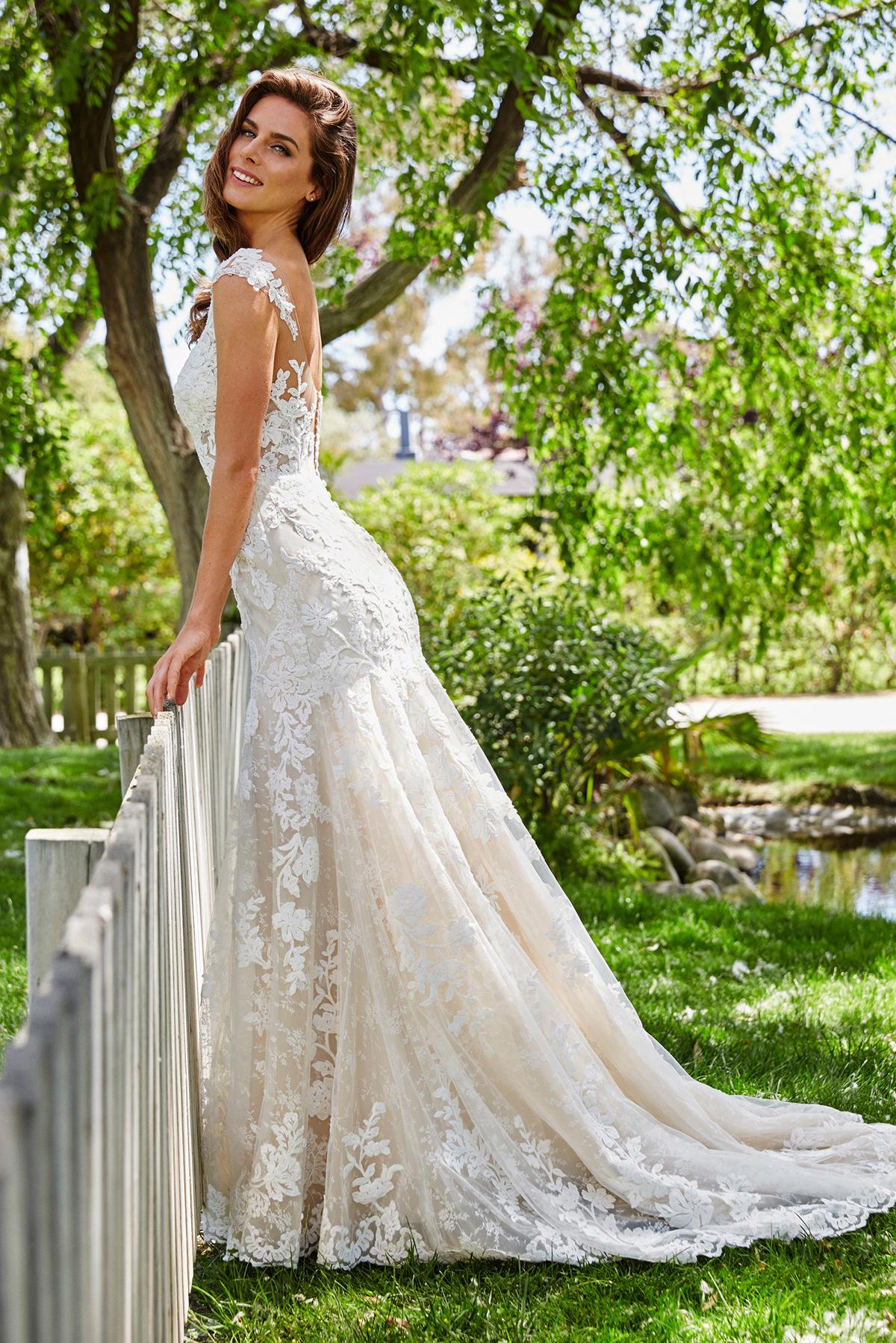 Leticia Wedding Dress Spain