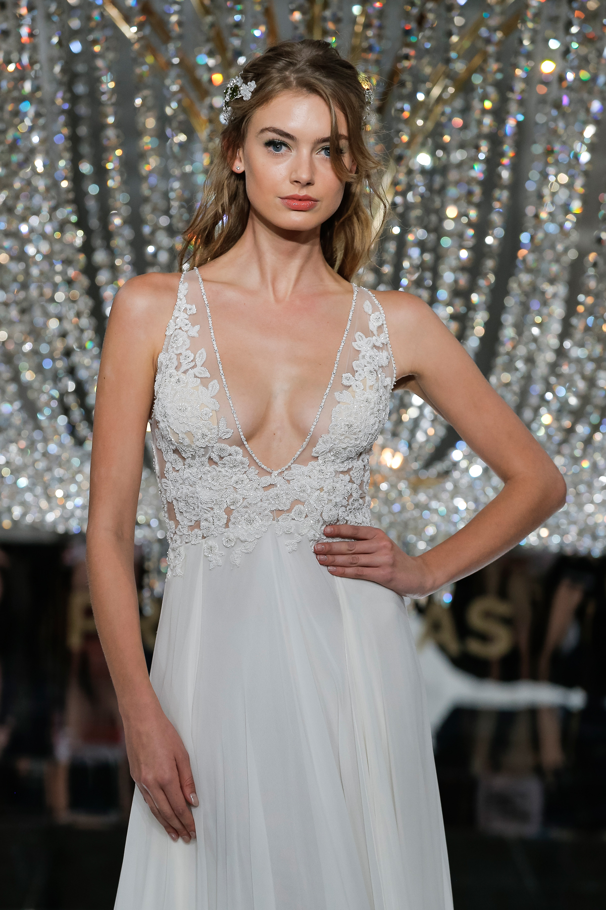 The 2018 Atelier Pronovias Collection At New York Bridal ...